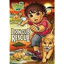 Go Diego Go! : Lion Cub Rescue