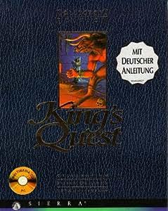 Kings Quest I, II, III, IV, V, VI (Collectors Edition)