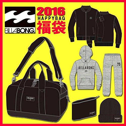 2016年 BILLABONG ビラボン メンズウェア HAPPY BAG 福袋/メンズウェア福袋 XL