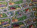 Spiel Spass Strassen Spielteppich 135x200 cm