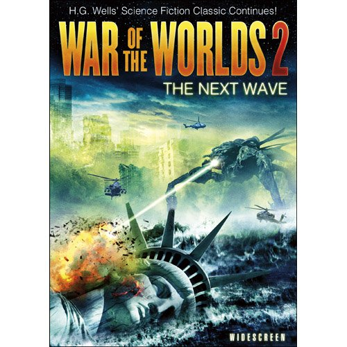 war of the worlds 2 the next wave 2008. War of the Worlds 2: The Next