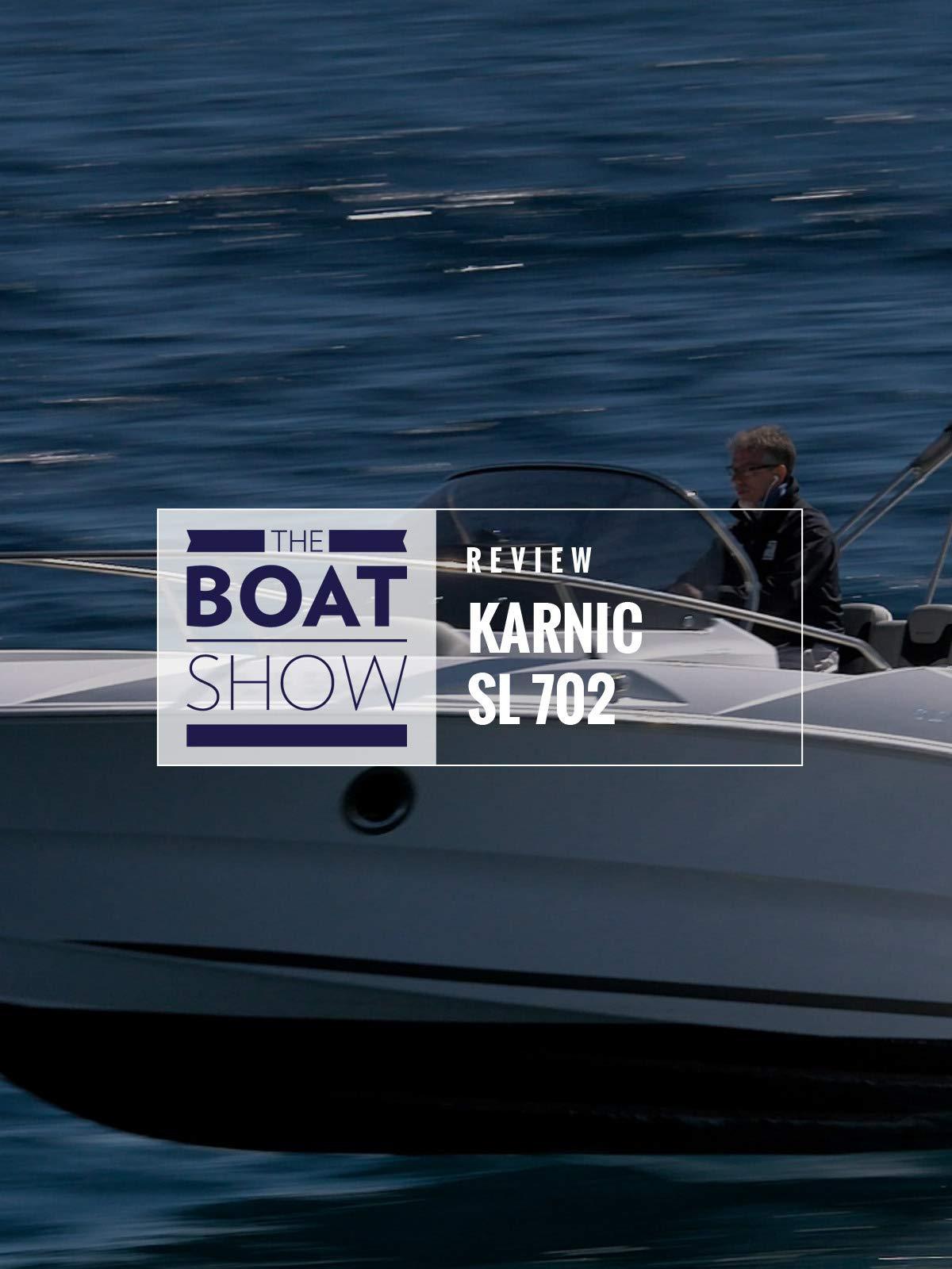 Review: Selva Karnic SL 702 - The Boat Show on Amazon Prime Instant Video UK