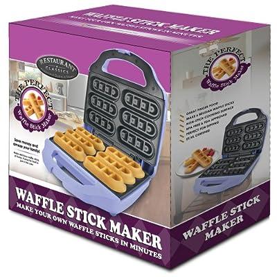 Smart Planet Wsm1 Waffle Stick Maker Fits 6 Belgian Waffle from SMART PLANET