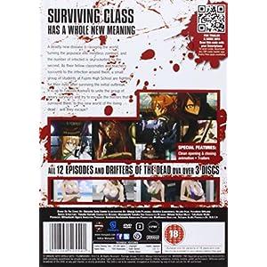 High School of the Dead: Drifters Of The Dead Edition (Series & OVA) [DVD] [Import an
