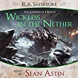 img - for Wickless in the Nether: A Tale from The Legend of Drizzt book / textbook / text book
