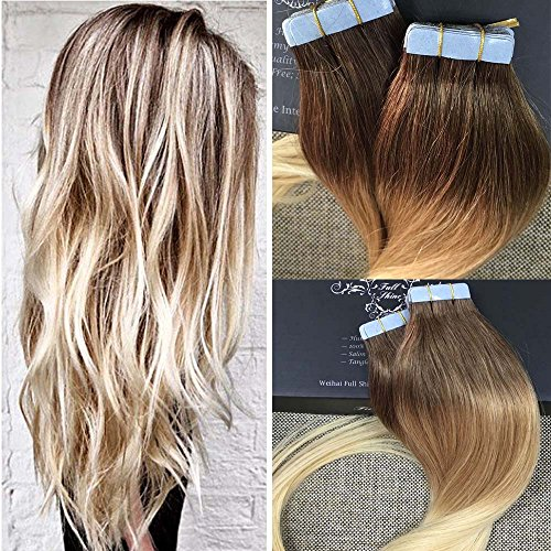 full-shine-14-inch-20-stuck-dark-roots-ombre-haarfarbe-7b-fading-to-613-blond-dip-dye-salon-quality-