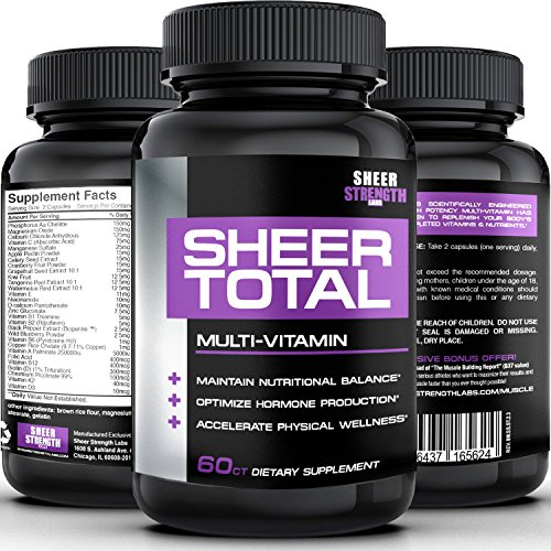 SHEER-TOTAL-1-Top-Rated-and-Best-Multivitamin-For-Men-60-count-30-Day-Supply