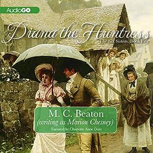 Diana the Huntress Audiobook