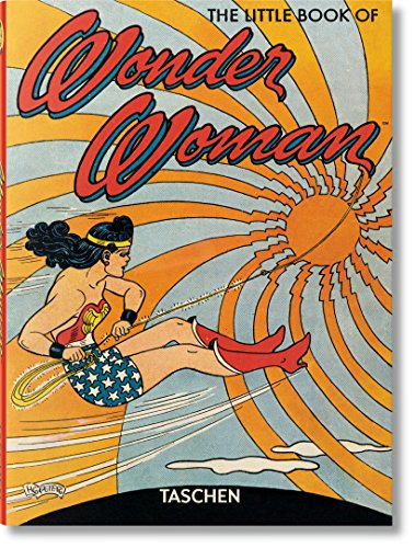 The Little Book Of Wonder Woman - Bilingual Edition (Taschen Basic Art Series)
