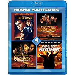 From Dusk Till Dawn 4 Film Collection [Blu-ray]