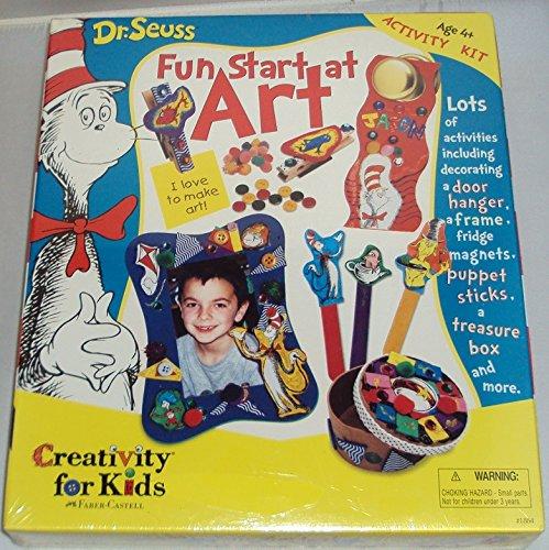 Dr. Seuss Fun Start at Art Activity Kit - 1