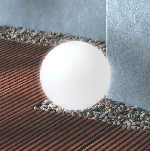 Solar Garden Globe Light   Large Color Changing LED Centerpiece, Table  Light General General