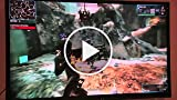 Warframe PS4 Gameplay from Gamescom 2013