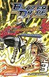 echange, troc Seishi Kishimoto - Blazer drive, Tome 3 :