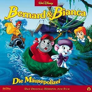 Bernard & Bianca Hörspiel