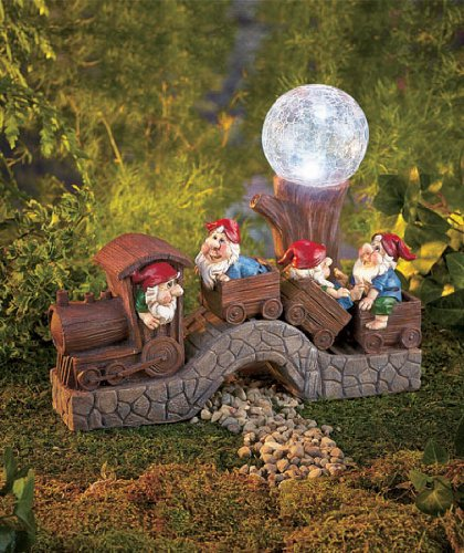 Gnome In Garden: The 40 Best Statues, Sculptures & Ornaments 2019