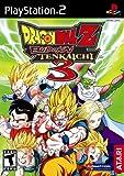 Dragon Ball Z Budokai Tenkaichi 3 for PS2