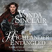 Highlander Entangled: Highland Adventure, Book 9 | [Vonda Sinclair]