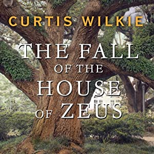The Fall of the House of Zeus Audiobook