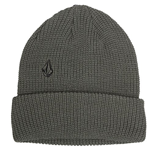 volcom-mens-full-stone-cuff-beanie-green-old-blackboard-one-size