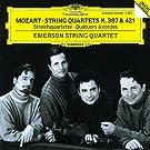 Mozart-Quatuor a Cordes K 387 & K 421-Quatuor Emerson-