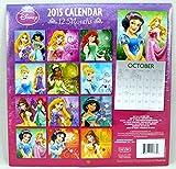 2015 Wall Calendar: Disney Princesses