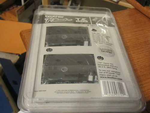 Brother p Touch tz Tape tz 231 4 Value Pack Brother p Touch tz Tape tz 231