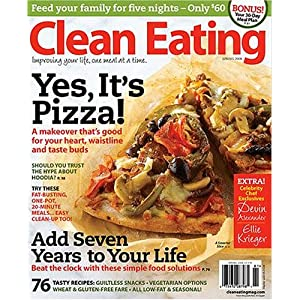 2 Years of Clean Eating Magazine