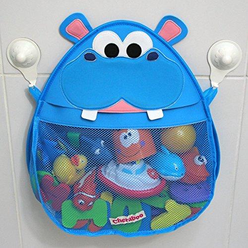 Hurley-Hippo-Bath-Toy-Organizer