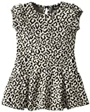 Bardot Junior Baby Girls' Leopard Pleat Dress