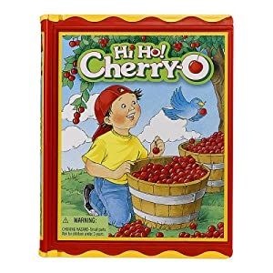Amazon.com: Hi Ho Cherry-O Book Series: Toys & Games