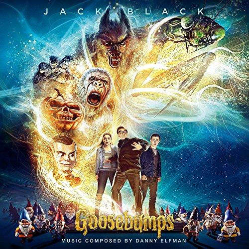 Danny Elfman-Goosebumps-OST-CD-FLAC-2015-PERFECT Download