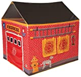 Fire Station House Tent