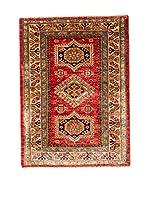 RugSense Alfombra Kazak Super Rojo/Multicolor 113 x 80 cm