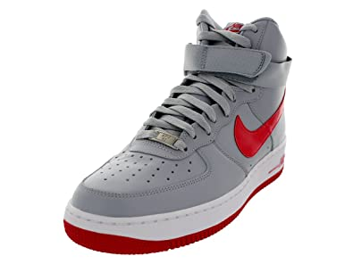 nike air force one rosso