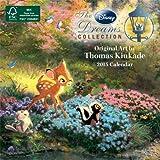Thomas Kinkade: The Disney Dreams Collection 2015 Mini Wall Calendar