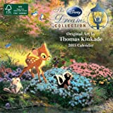 Thomas Kinkade: The Disney Dreams Collection 2015 Mini Wall Calendar