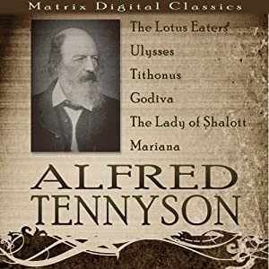 Alfred Tennyson Audiobook