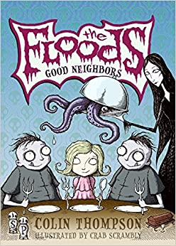 The Floods #1: Good Neighbors: Colin Thompson, Crab ...