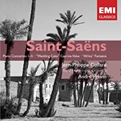 Saint-Sa�ns: Piano Concertos 1-5