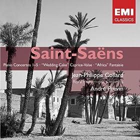 Piano Concerto No. 5 in F, Op.103 'Egyptian': II. Andante - Allegretto tranquillo quasi andantino