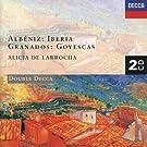 Alb�niz: Iberia / Granados: Goyescas