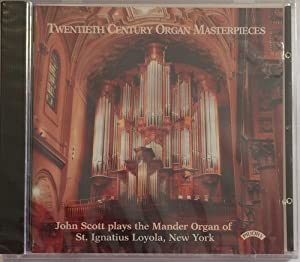 20th Century Organ Masterpiece