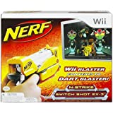 Wii - Nerf - N-Strike & Switch Shot EX-3