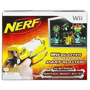 Nerf N-Strike Switch Shot EX-3 Yellow