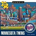 Jigsaw Puzzle - Minnesota Twins 500 Pc By Dowdle Folk Art