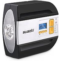Suaoki 12-volt Digital Air Compressor and Tire Inflator