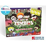 City of Zombies The Board Game