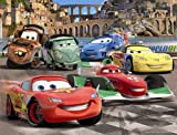 Nathan - Puzzle Rayo Mcqueen Cars de 30 piezas (Ravensburger - Nathan 86310)