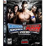 "WWE Smackdown vs Raw 2010von ""THQ Entertainment GmbH"""